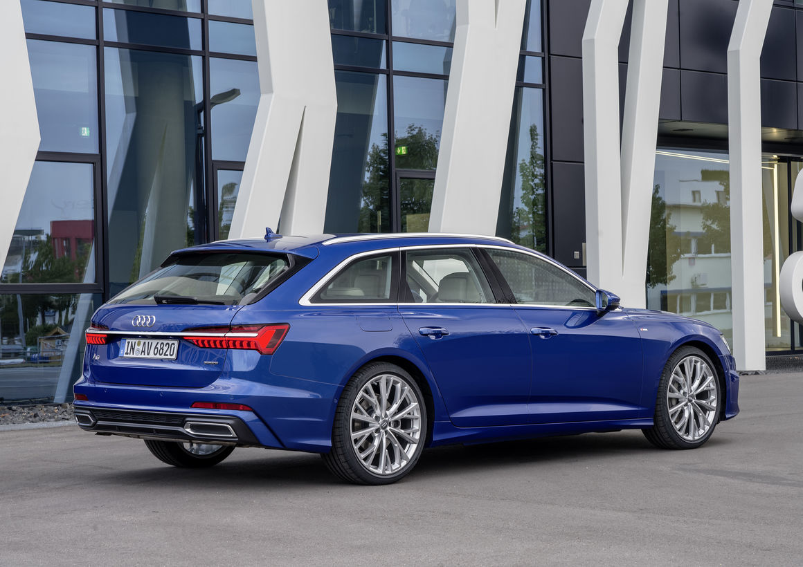 Oct car review: The Audi A6 Avant – Better than the 5-series estate or Merc E-class?