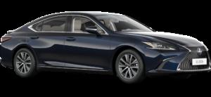 The new Lexus ES300h – A German luxury saloon rival?