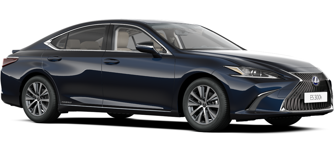 The new Lexus ES300h – A German luxury saloon rival?