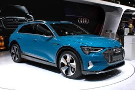 Uh oh… Audi recalls new E-Tron in US.