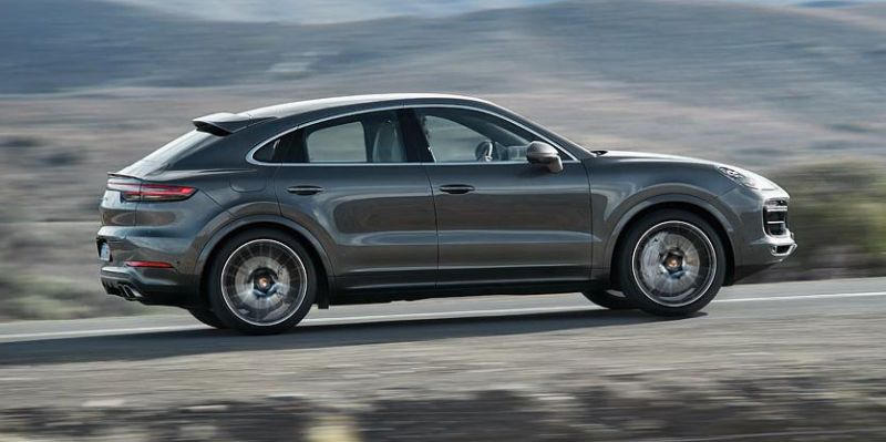 The new Porsche Cayenne Coupe – Do we need another SUV? You decide…