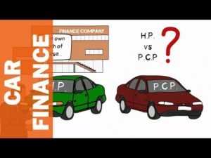 To buy on a PCP, or not to buy on a PCP?