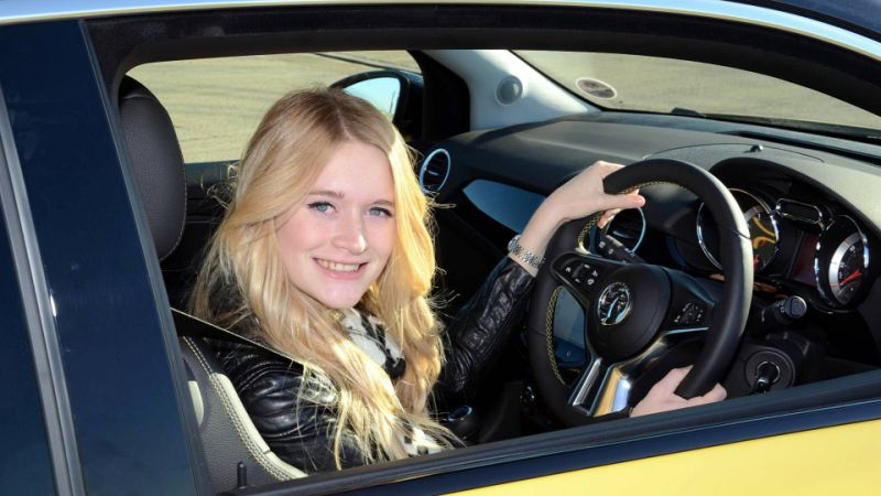 Getting insurance for young drivers remains… a challenge!