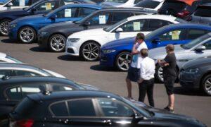 Car Dealerships are back open. Hoorah!!