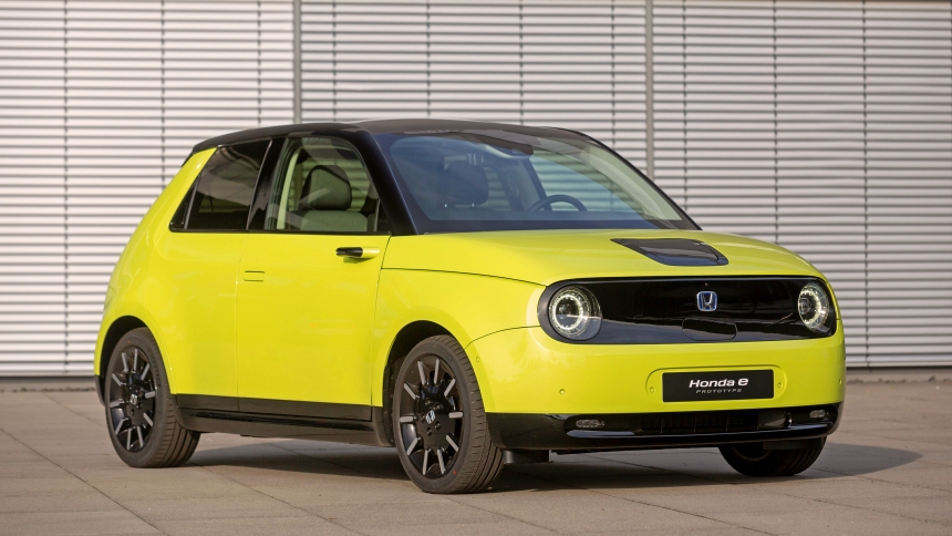 Honda e – On UK streets at last! Is it worth all the fuss and how does it compare to the Mini Electric?